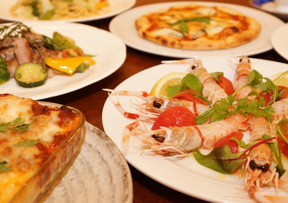 イタリアンキッチン 華丸亭
